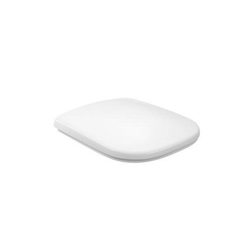 Assento Plástico com Slowclose Quadra Branco Gelo AP.215.17 - Deca