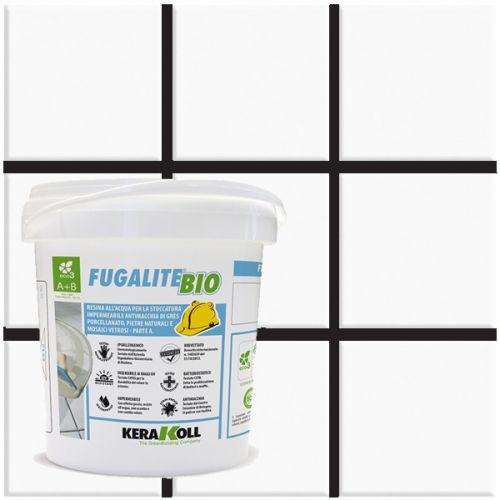 Rejunte Kerakoll Fugalite Bio 06-PRETO 1,5kg