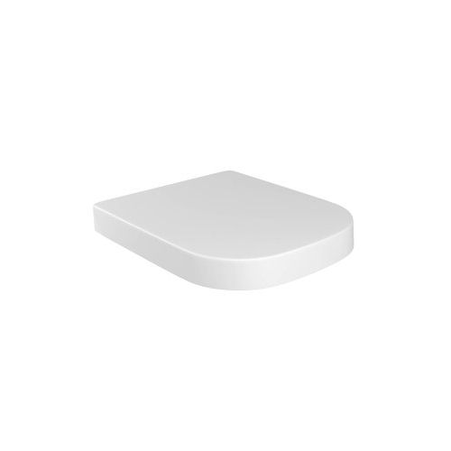 Assento Termofixo com Easy Clean Piano/Quadra Branco Gelo AP.336.17 - Deca