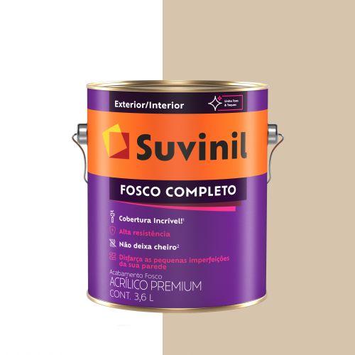 Tinta Acrílica Fosco Completo Camurça Galão - Suvinil