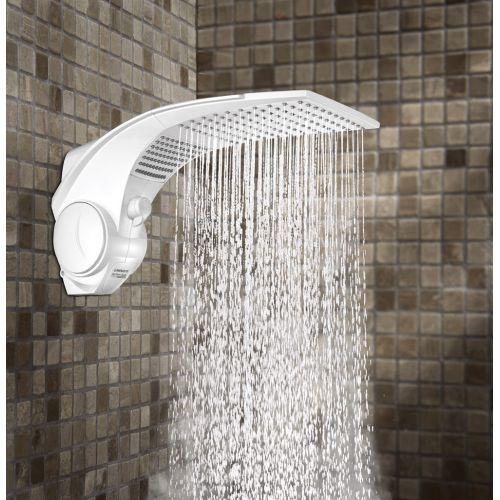 Chuveiro Duo Shower Quadra Eletrônico 220V - Lorenzetti