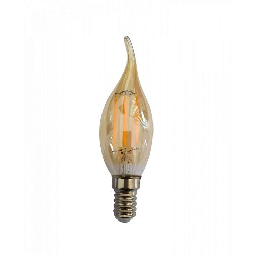 Embuled Lâmpada Led Filamento Vela Chama 4W 2200K 60483