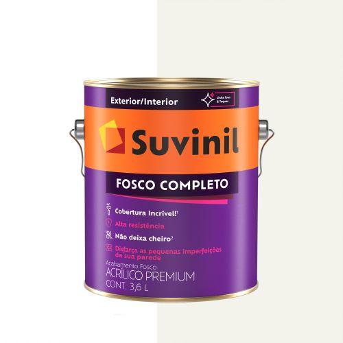 Tinta Acrílica Fosco Completo Erva Doce Galão - Suvinil
