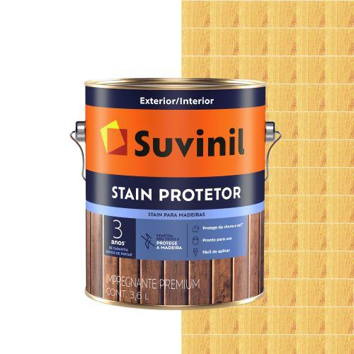 Stain Protetor Natural Galão 3,6L - Suvinil