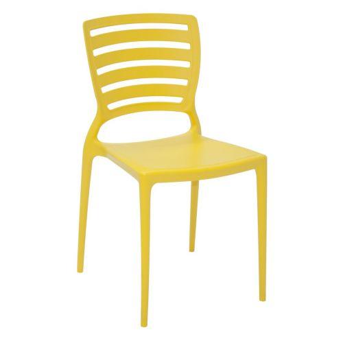 Cadeira Sofia Amarela 92237000 - Tramontina