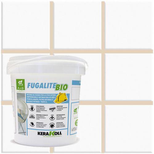 Rejunte Kerakoll Fugalite Bio 08-BEGE BAHAMA 1,5kg