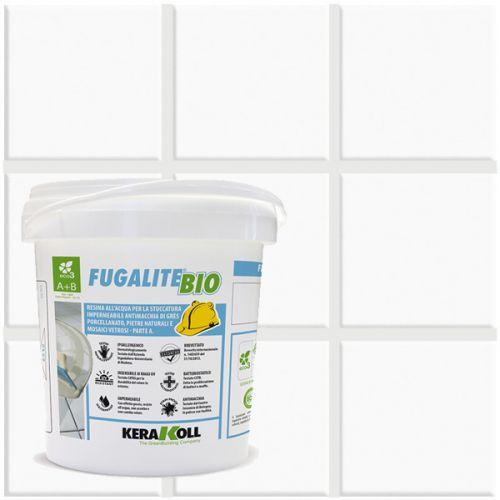 Rejunte Kerakoll Fugalite Bio 51-SILVER 1,5kg