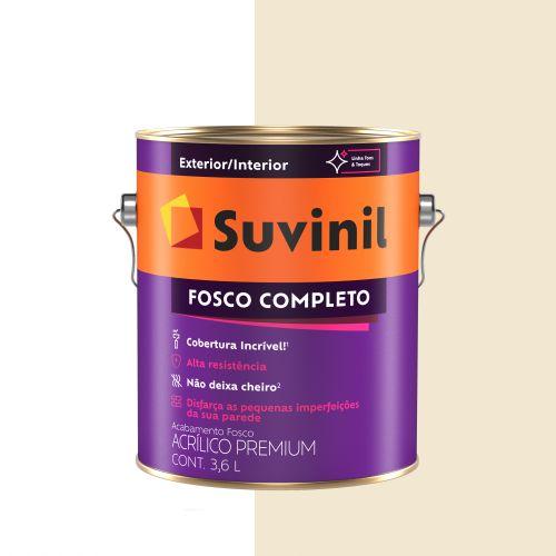 Tinta Acrílica Fosco Completo Marfim Galão - Suvinil