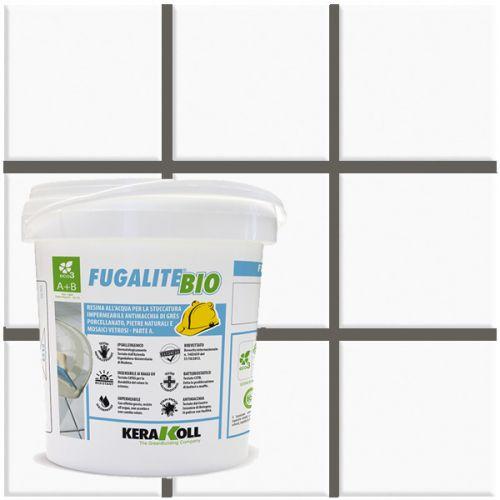 Rejunte Kerakoll Fugalite Bio 05-ANTRACITE 1,5kg