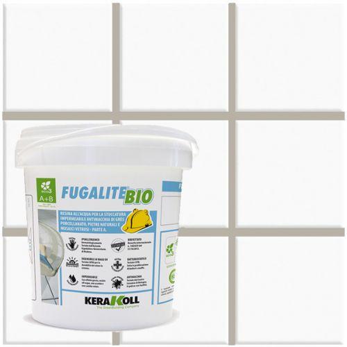 Rejunte Kerakoll Fugalite Bio 04-CINZA FERRO 1,5kg
