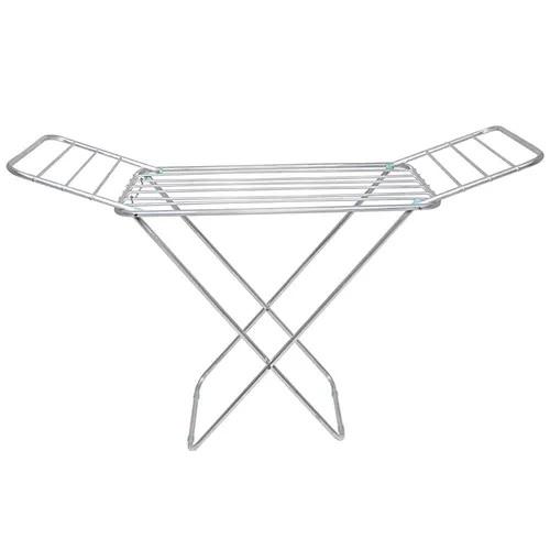 Varal de Chão de Alumínio Slim Com Abas - Mor