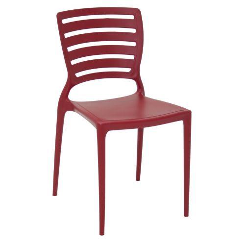 Cadeira Sofia Vermelha 92237/040 - Tramontina