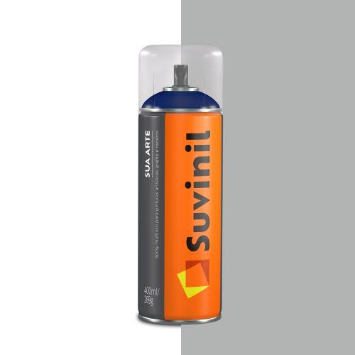 Spray Sua Arte Brilhante Alumínio 400ml – Suvinil