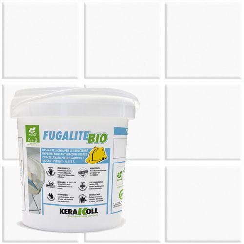 Rejunte Kerakoll Fugalite Bio 01-BRANCO 1,5kg