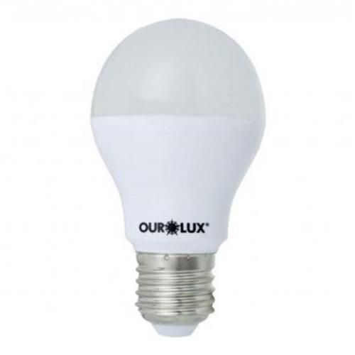 Lâmpada Led 20W Alta Potência 6500K Bivolt - Ourolux
