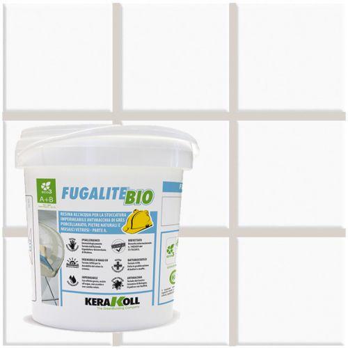 Rejunte Kerakoll Fugalite Bio 02-CINZA CLARO 1,5kg