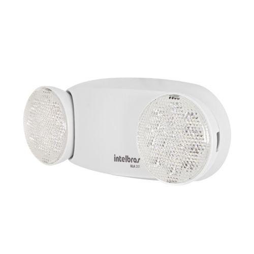 Luminária de Emergência BLA 201 - Intelbras