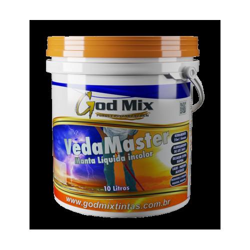 Impermeabilizante Vedamaster 10 Litros - GodMix