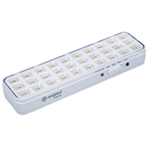Luminária de Emergência Autônoma LDE 30L - Intelbras