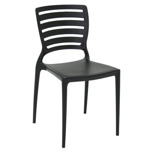 Cadeira Sofia Preta 92237009 - Tramontina